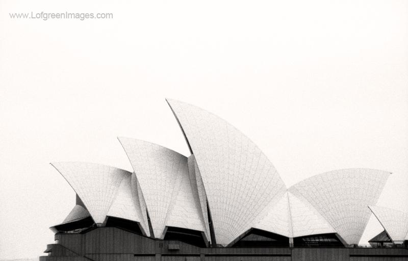 Sails of the Sydney Opera House
